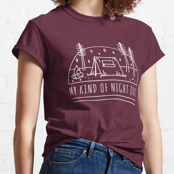My Kind of Night Out (Light) Classic T-Shirt
