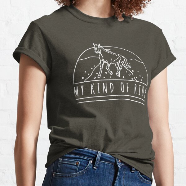 My Kind of Ride (Light) Classic T-Shirt