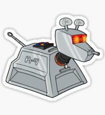 K-9 (Doctor Who) Sticker