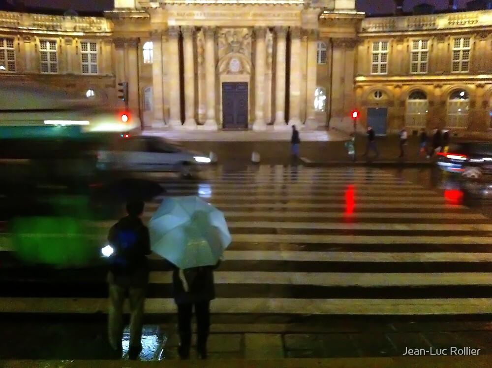 Paris - Académie française by Jean-Luc Rollier