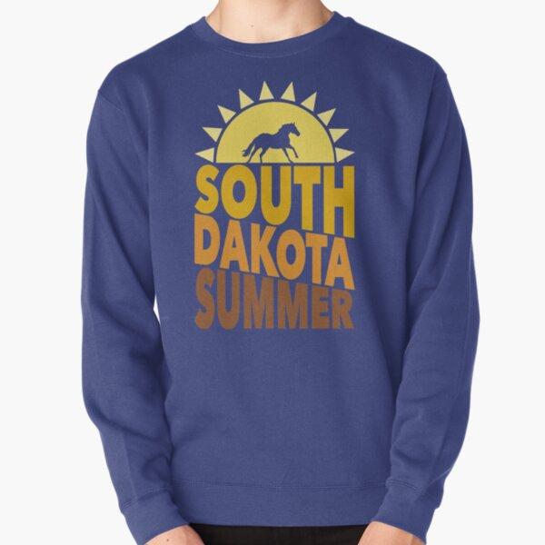 South Dakota Summer Pullover Sweatshirt