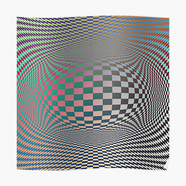 Cognitive illusions Poster