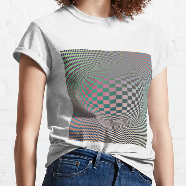 Cognitive illusions Classic T-Shirt