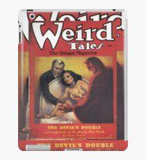 Weird Tales Magazine iPad Case/Skin