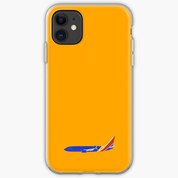 Boeing 737-800 - Jet Airliner iPhone Soft Case