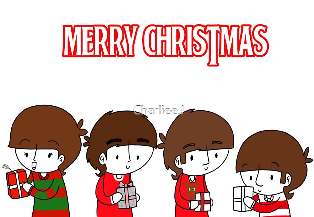Beatle Christmas by CharlieeJ