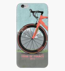 Tour De France Bike iPhone-Hülle & Cover