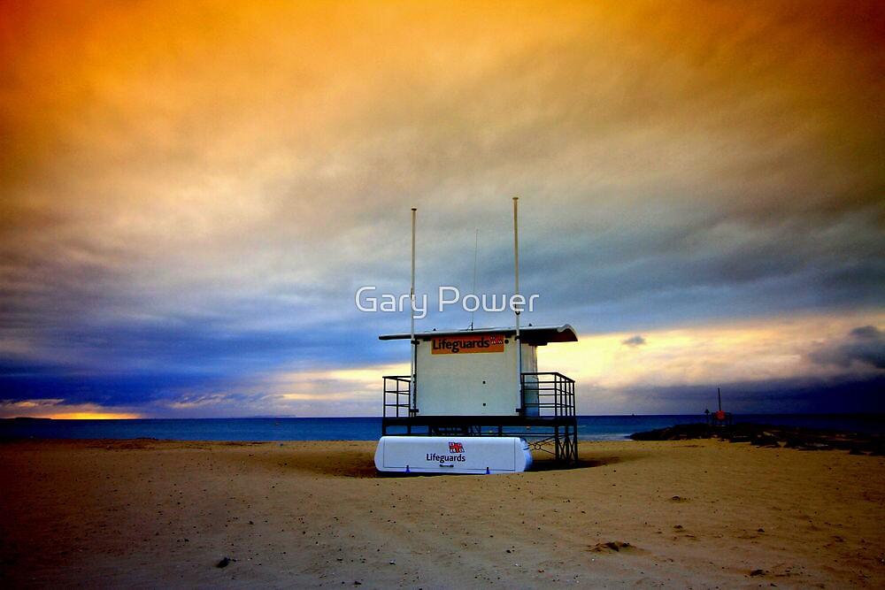 Sandbanks sun up by Gary Power