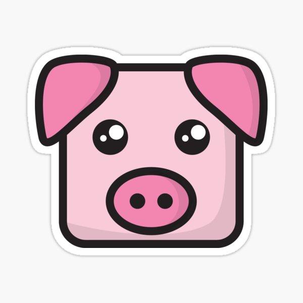NBAR Pigglet Sticker