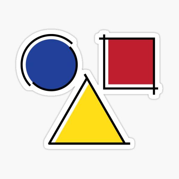 Bauhaus Sticker