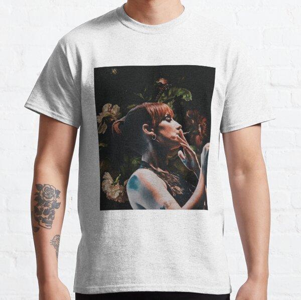 Najwa Nimri   Renacimiento Floral Camiseta clásica