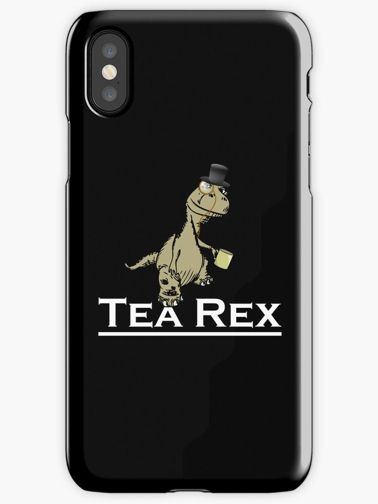 Tea-Rex by ScottW93