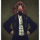 Sir Charlie Von Chocolate Factory by audah