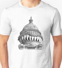 Angry Washington Unisex T-Shirt