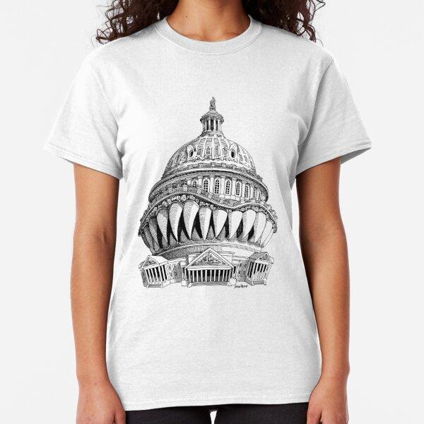 Angry Washington Classic T-Shirt