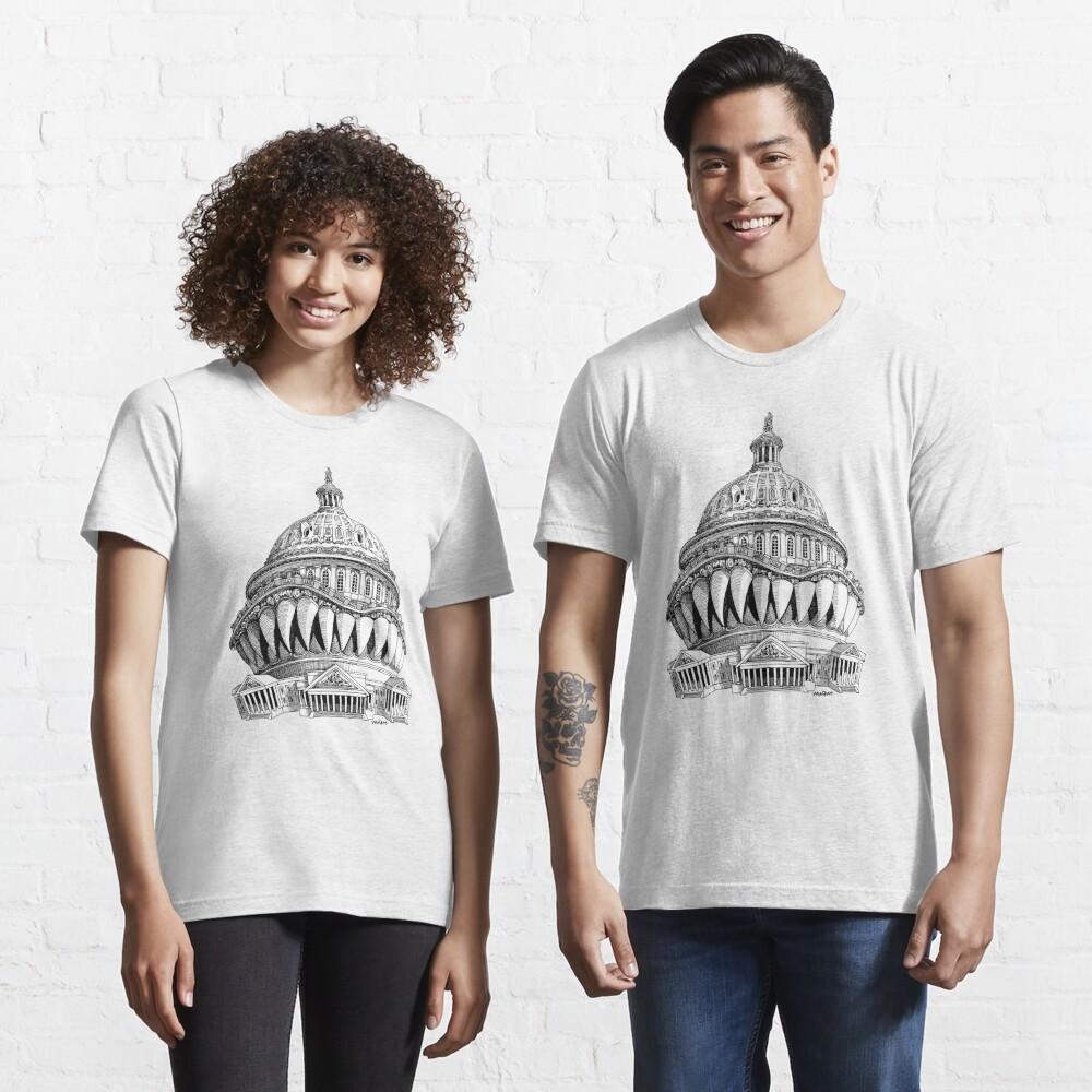 Angry Washington Essential T-Shirt