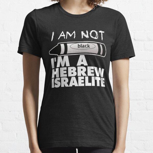 NOT BLACK BLK Essential T-Shirt