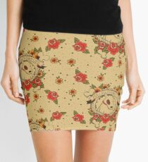 Tattoo Terrier Mini Skirt