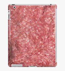 Ground Beef iPad Case/Skin