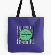 The Amara Campbell Foundation Square Logo Tote Bag
