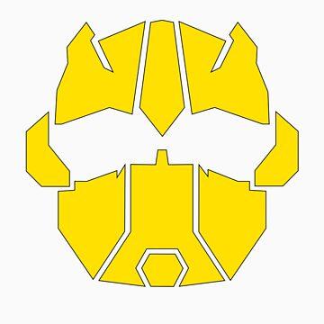 Bumblebee (yellow) by Wennu