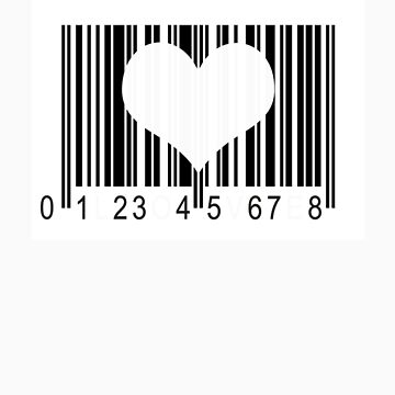 Barcode Love by Skroll