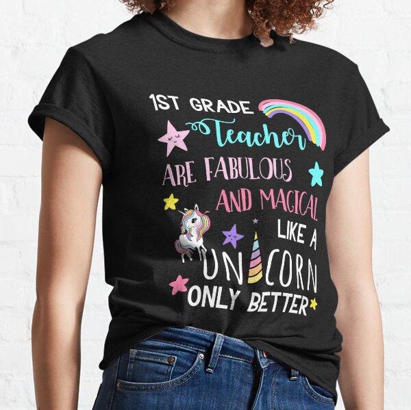 1th Grade Teacher Tee Shirt Team 1st Grade T Shirt Design