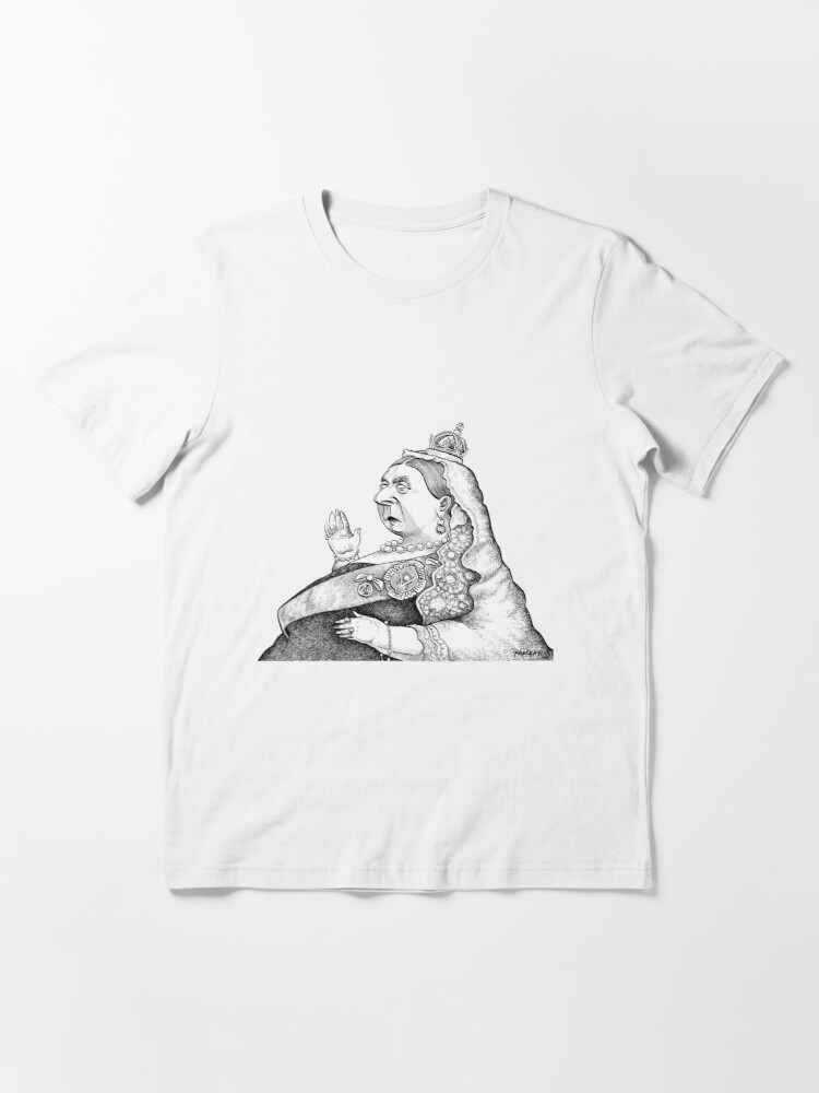 Alternate view of Queen Victoria Essential T-Shirt