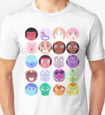 Steven Universe - (Updated) Cast Pattern! T-Shirt