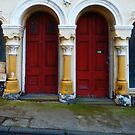 Two Doors Down by marting04