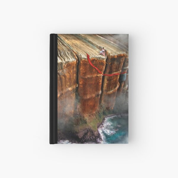 Cliffhanger Hardcover Journal