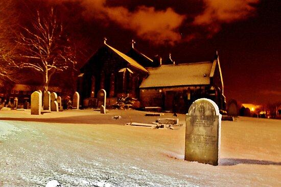 In The Bleak Mid Winter by Ladymoose