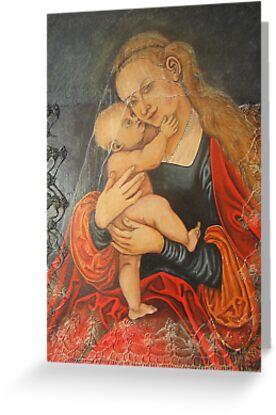Virgin Mary  by atelierwilfried