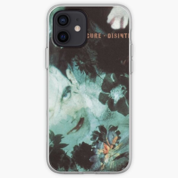 The Cure Disintegration iPhone Soft Case