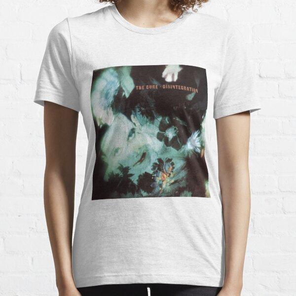 La cura desintegración Camiseta esencial