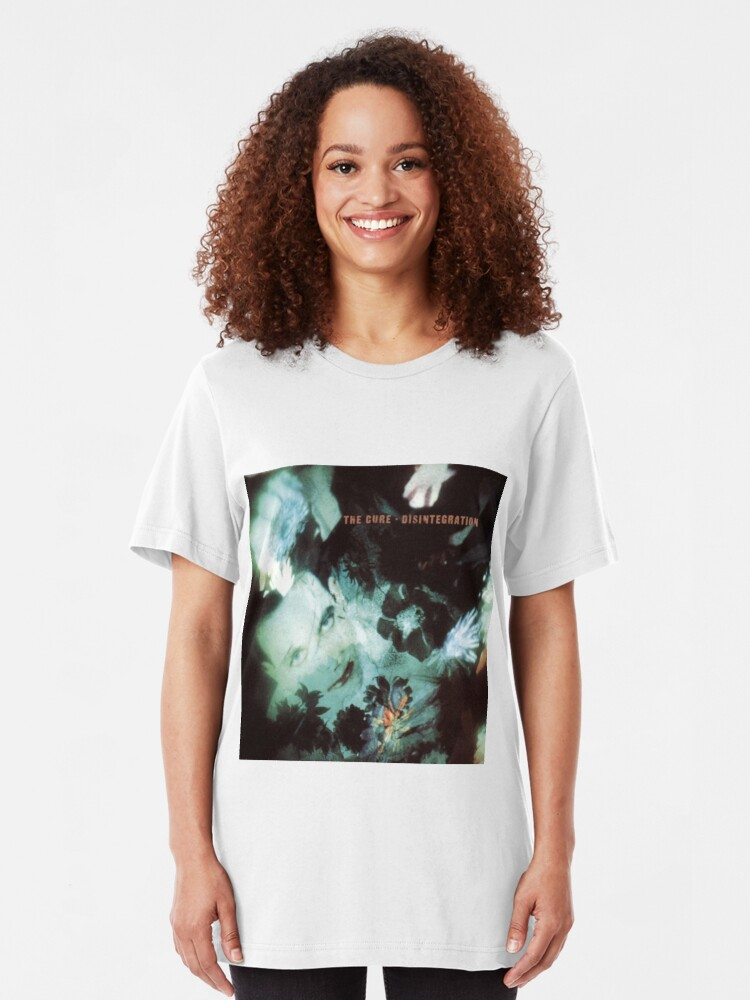 Alternate view of The Cure Disintegration Slim Fit T-Shirt