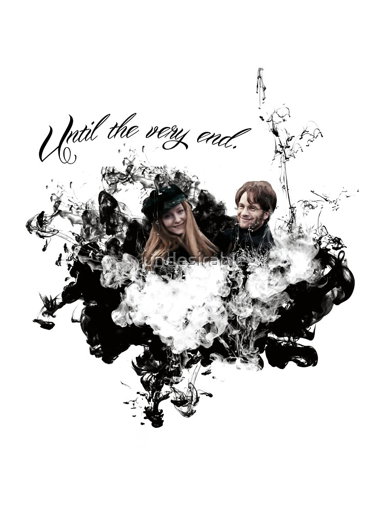 """James and Lily Potter """"Until The Very End"""" by undesirable"""