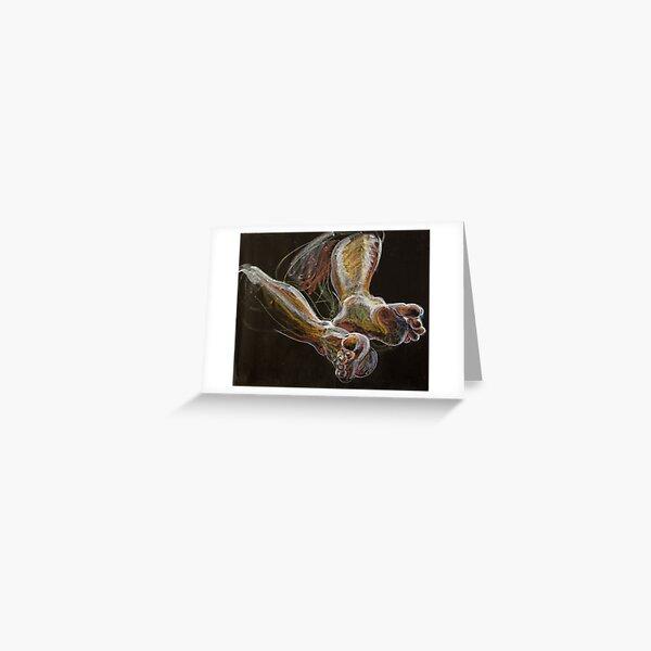 Feet Greeting Card