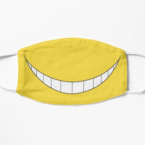 La sonrisa de Koro sensei Mascarilla plana