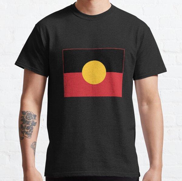 Aboriginal Flag #3 Classic T-Shirt