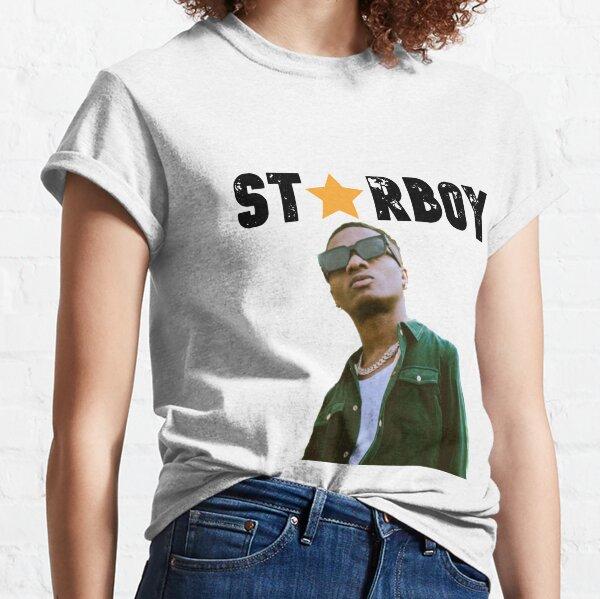 Wizkid Classic T-Shirt