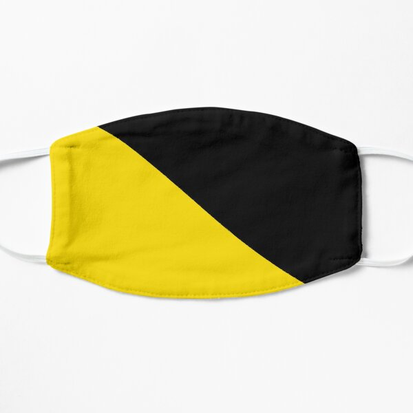 Anarcho-Capitalism Flag - Plain and Simple Flat Mask