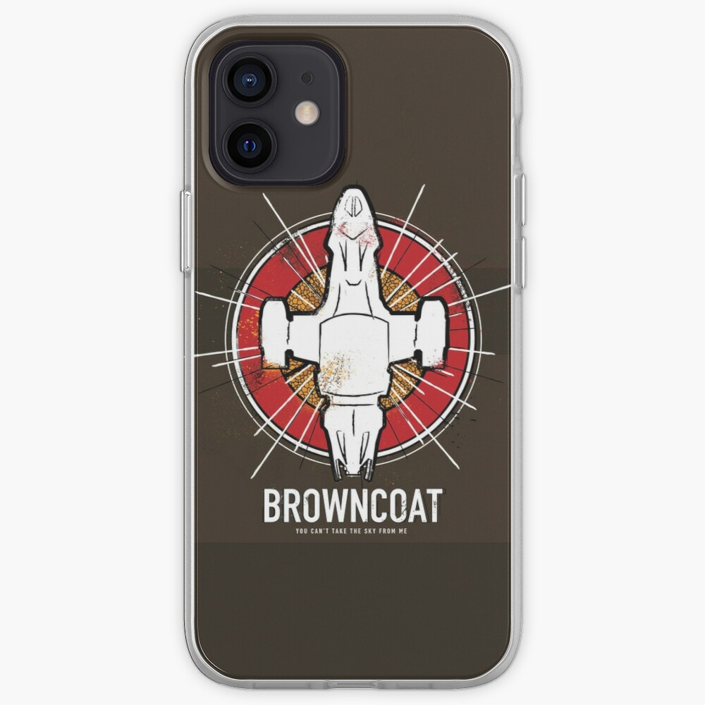 BROWNCOAT iPhone Case & Cover
