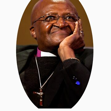 Desmond Tutu by blakethewizz