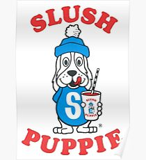 slush puppy Poster
