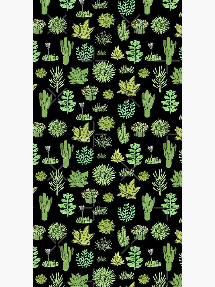 Succulents by kostolom3000