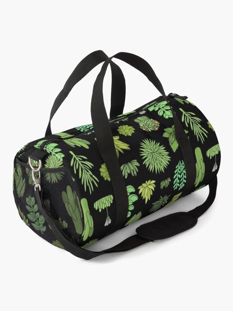 Alternate view of Succulents Duffle Bag