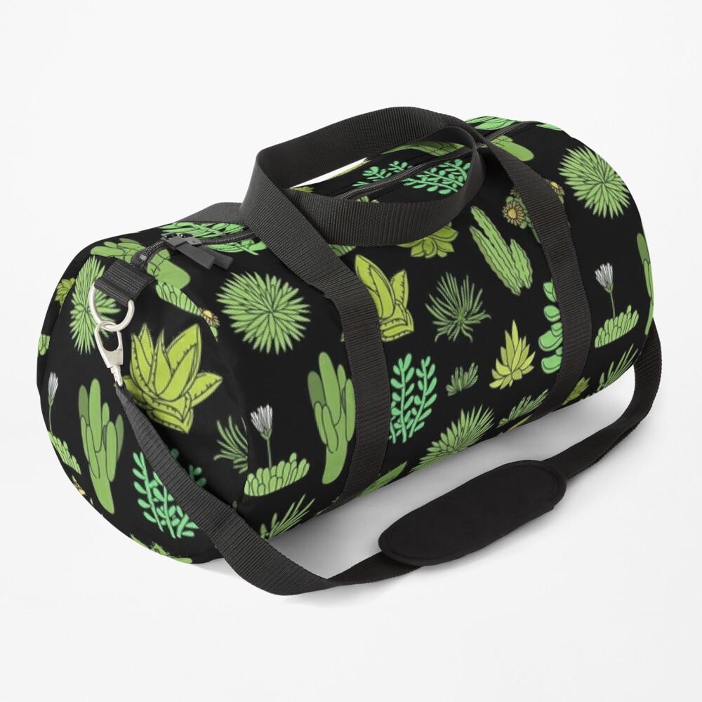 Succulents Duffle Bag
