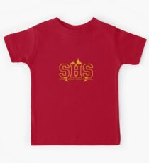 sunnydale high school deluxe Kids Tee