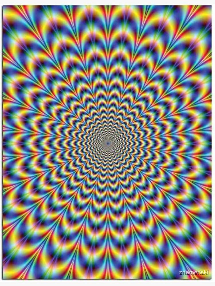 Optical illusion Trip by znamenski